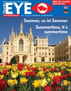 Travel EYE July - October 2015